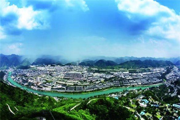 飘香的历程 新中国成立70周年茅台集团跨越发展纪图片 57952 585x390